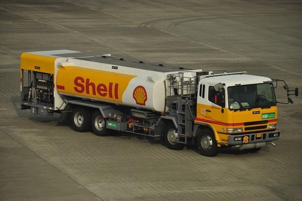 ジェット燃料満タンで