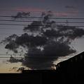 Photos: 大きな雲のその2