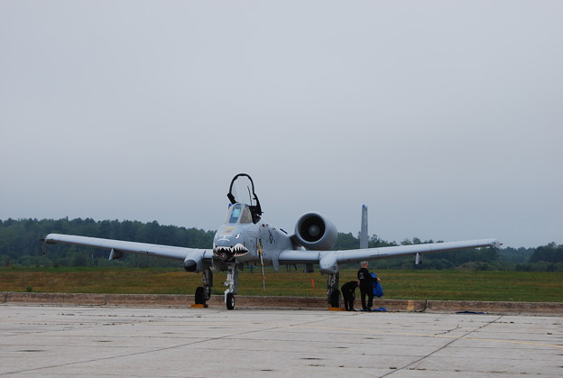A-10 Getting Ready