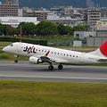 Photos: E170着陸