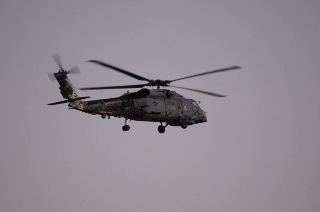 SH-60B Seahawk WARLORDS TA700 CAG