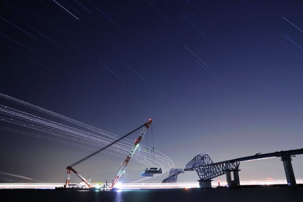 ☆夜の東京ゲートブリッジ2