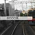 Photos: リプレイ中に列車の写真撮影に成功の時写真