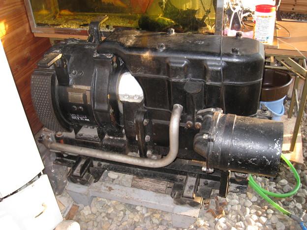クハ183-1002 電動空気圧縮機 MH113B-C2000MA 夢ハウスあずさ号