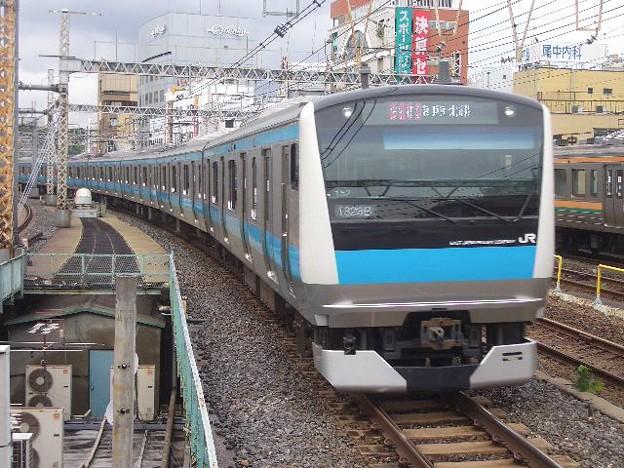 京浜東北線 快速大船行 CIMG4457