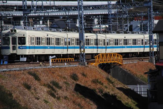 小田急5000形 新松田駅2