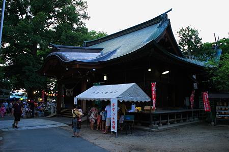 六椹八幡宮夏祭り