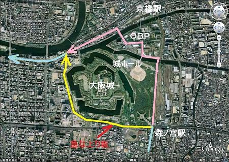 GE大阪城1