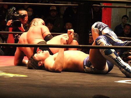 DDTプロレス 後楽園ホール 20110327 (35)