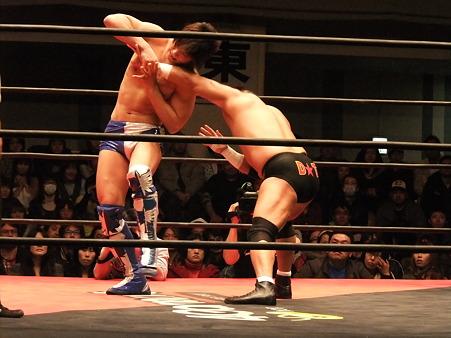 DDTプロレス 後楽園ホール 20110327 (33)
