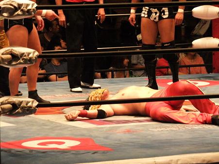 全日本プロレス 後楽園ホール 20110712 (23)