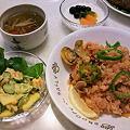 Photos: 初参加♪料理教室4