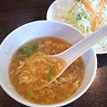 写真: マレーシア料理のランチ1