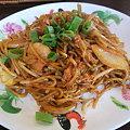 写真: マレーシア料理のランチ2