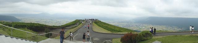大観峰パノラマ