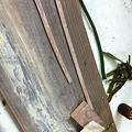 写真: 弦枕修理