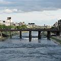 写真: 三条大橋
