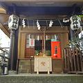 Photos: 拝殿-熊野神社 (港区麻布台)