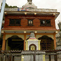 Photos: ポカラの仏教寺院