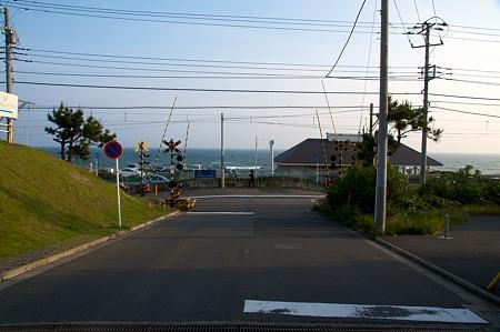 七里ヶ浜近辺