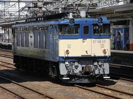 EF64-36(八王子駅)3