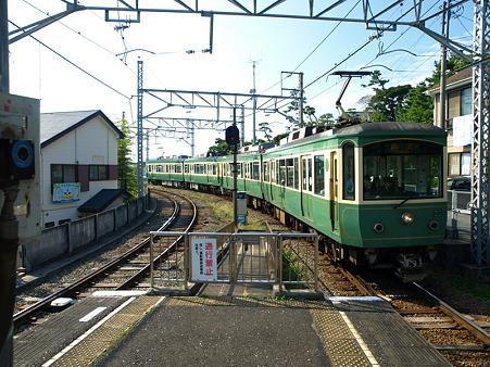 鵠沼駅16