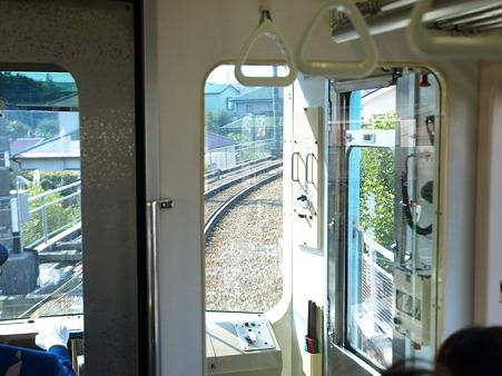 江ノ電車窓(鵠沼駅→湘南海岸公園)5