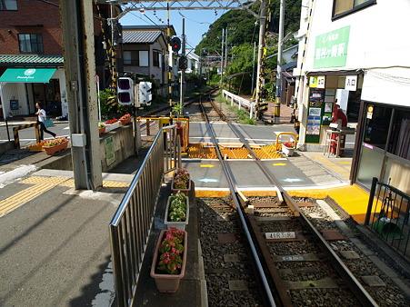 稲村ヶ崎駅12