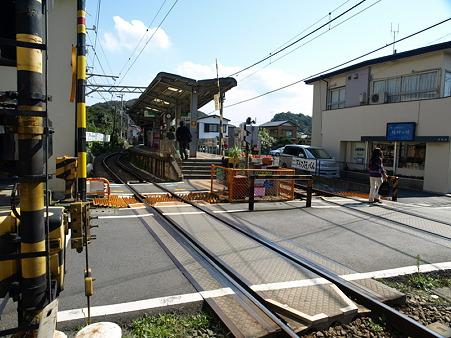 稲村ヶ崎駅14