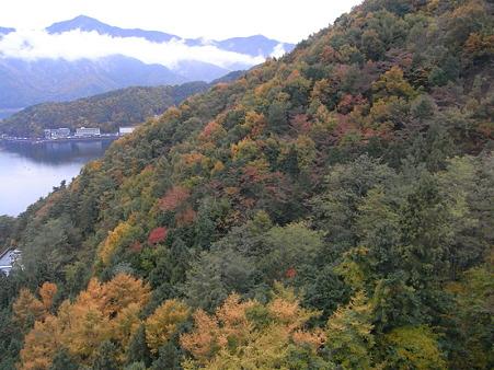 カチカチ山ロープウェイの景色6