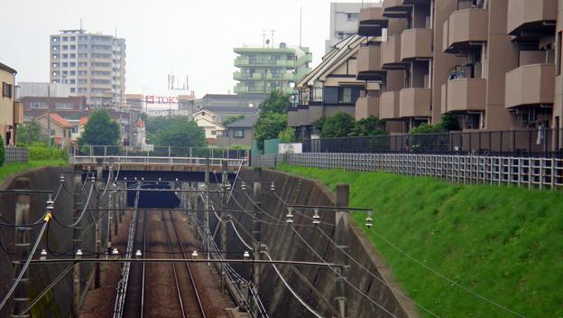 #20 向こうは中央林間駅
