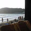 写真: 逗子海岸あごう。今度は稲村...