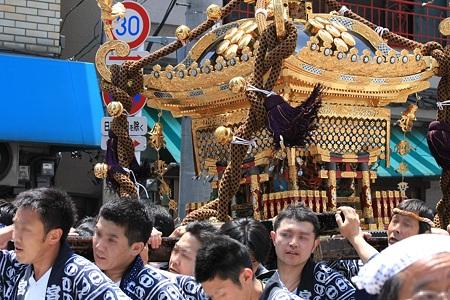 2010.06.06 鳥越祭り 町神輿