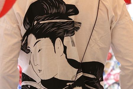 2010.08.08 富士市 甲子祭 鯉口シャツ