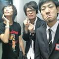 Photos: 出番終わりのGAG少年楽団!安堵の表情?