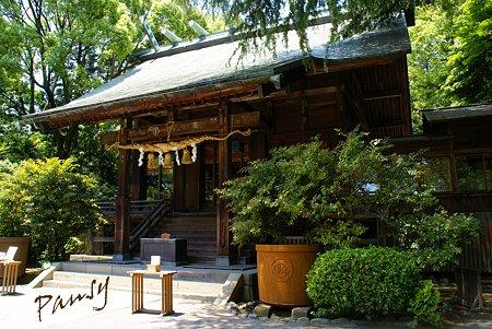 報徳二宮神社にて・・6