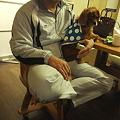 Photos: なんやあの犬・・・怖い・・・