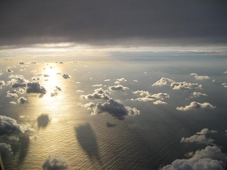 20110101 房総半島沖からのトワイライト
