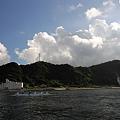写真: 日間賀島 往路?