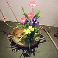 Photos: 和食レストランのホール