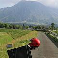 写真: 100511-95阿蘇山一周・南側からの高岳
