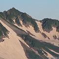 写真: 100722-32穂高連峰と槍ヶ岳(20/30)