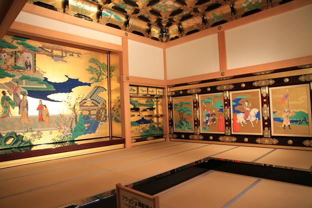 写真: 100518-85九州ロングツーリング・熊本城・本丸御殿内部