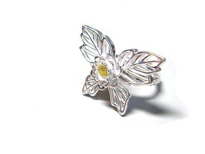 Photos: お花だって蝶に恋をする?