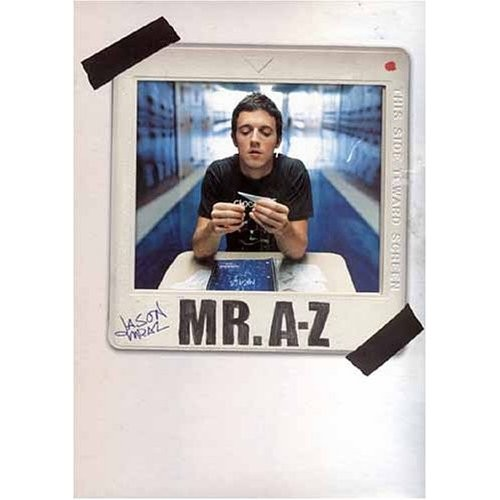 Jason Mraz - Mr.A-Z Limited Edition (Dual-Disc)_SS500