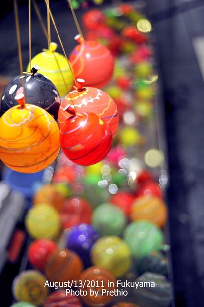 Photos: 福山夏祭り(ヨーヨー)