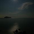 月夜の渚(2)