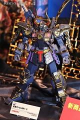 第49回静岡ホビーショー(2010) レポートその11  「MG 武者ガンダムMK-2
