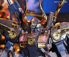 第49回静岡ホビーショー(2010) レポートその11 MG 武者ガンダムMK-2 04