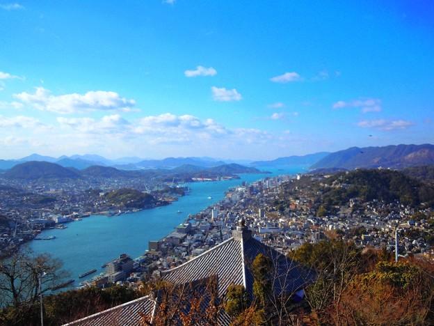 2011年元日の朝 in 瑠璃山